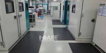 How to choose oil-resistant non-slip anti-fatigue mats? Anke Industrial Winder anti-slip anti-fatigue mat (oil-resistant) floor mat-choose it right!
